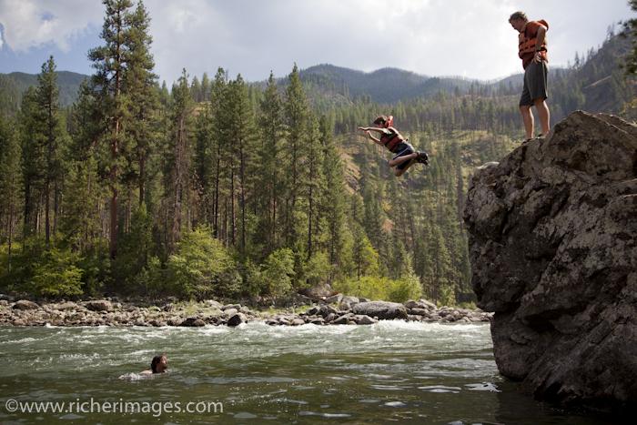 Idaho's Main Fork of the Salmon River