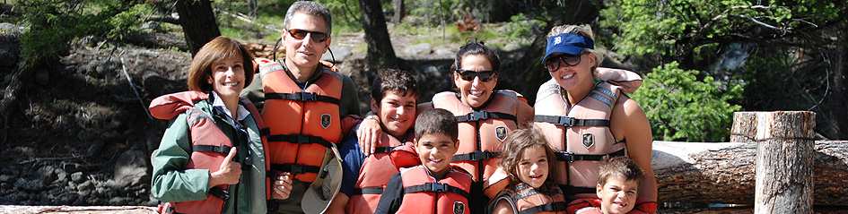 Sun Valley Rafting on the Salmon River