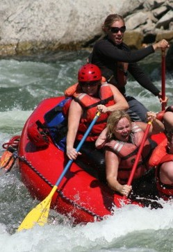 Sun Valley Rafting