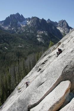 Idaho Climbing
