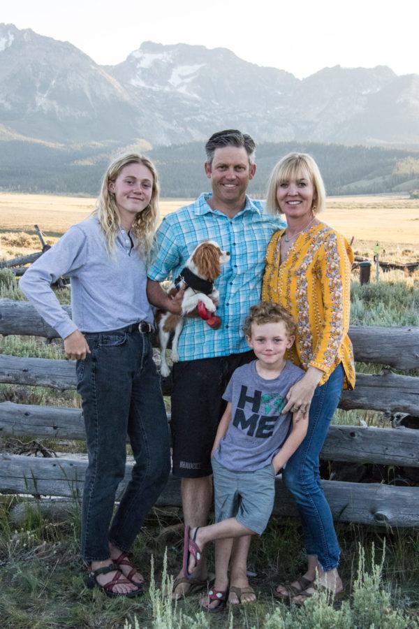 Hopkinson Family