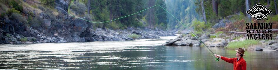 Fly Fish Sun Valley with Salmon River Anglers